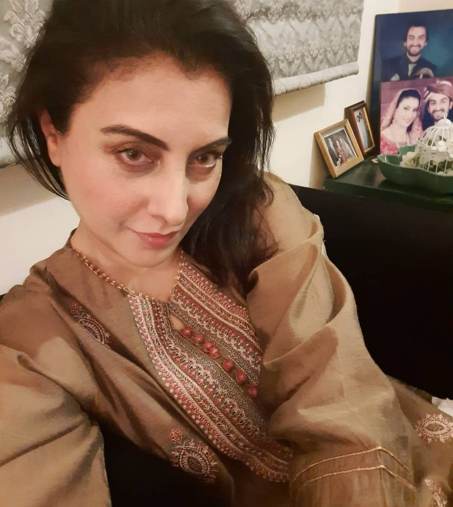 Laila Wasti Talks About Her Marriage and Husband