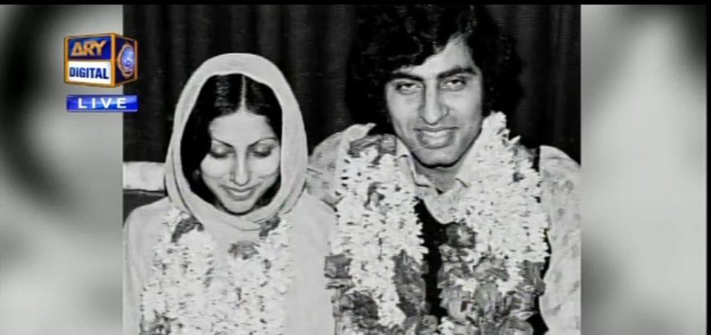 Usman Peerzada Talks About His Marriage With Samina Peerzada