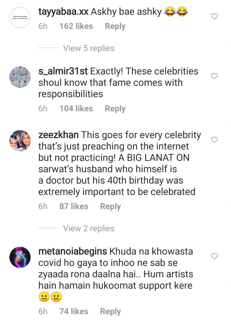 Netizens Call Out Sheheryar Munawar on His Recent Preaching