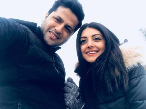 Moomal Khalid Adorable Pictures With Husband And Son