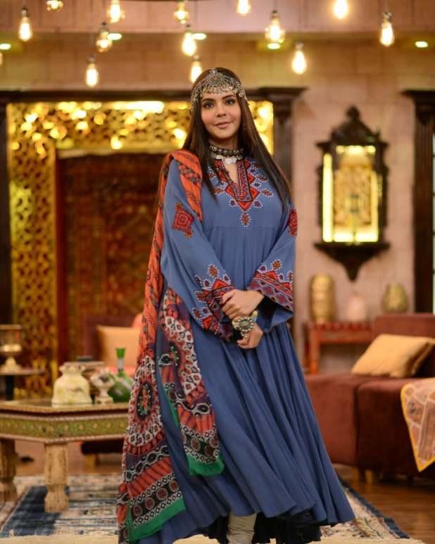 Beautiful Pictures from Nida Yasir New Ramazan Show Shan e Suhoor