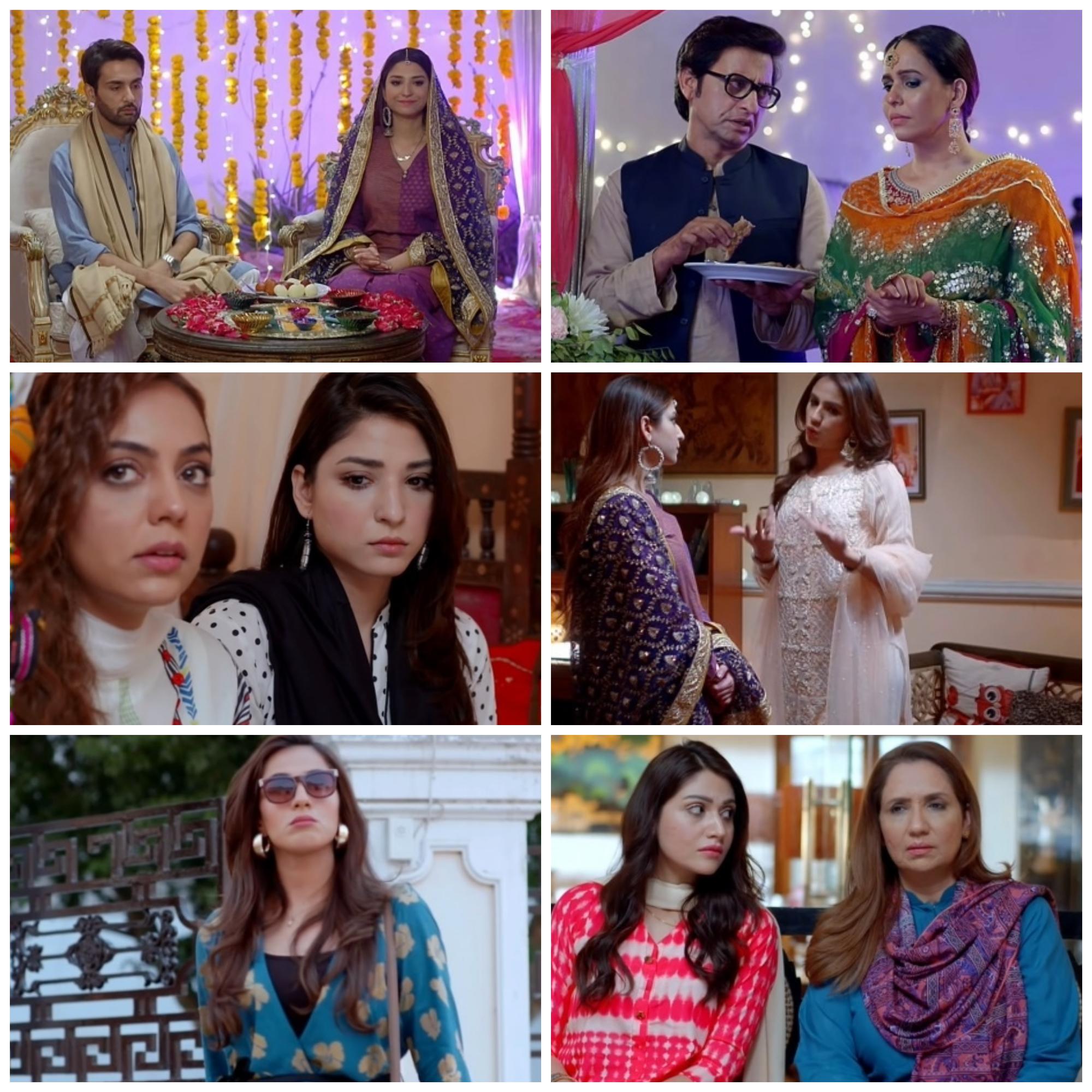 Shehnai Episode 6 & 7 Story Review - An Eventful Wedding
