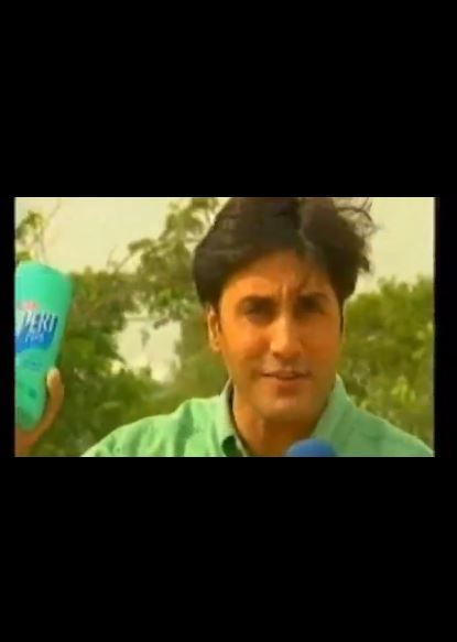 Adnan Siddiqui Shared His TVC For Pert Shampoo From The 90s