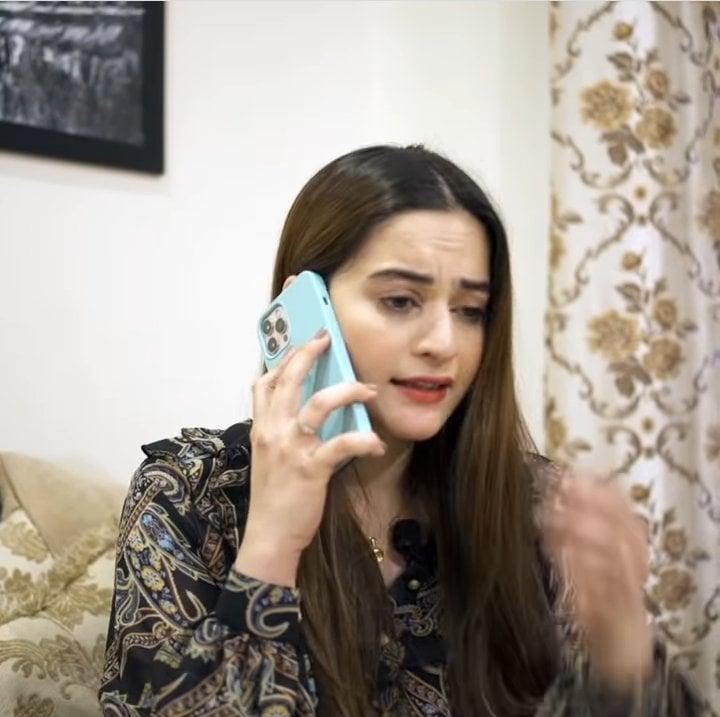 Netizens Crticise Aiman Khan On Her Recent Video
