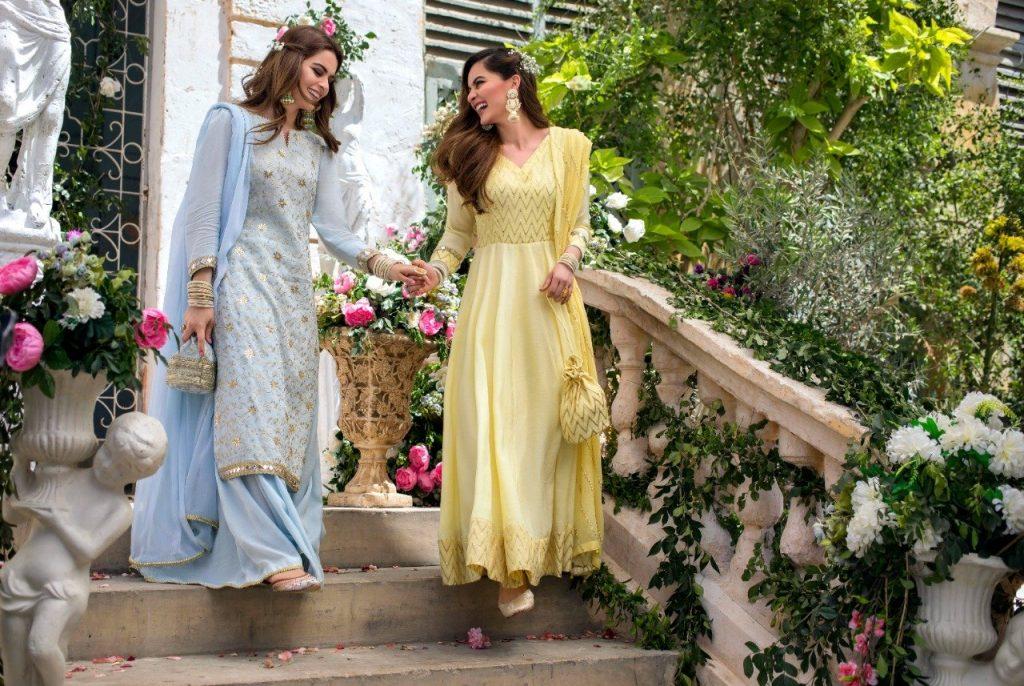 Aiman Minal Closet Latest Eid Collection'21