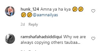 Amna Ilyas Recent Video And Public Reaction
