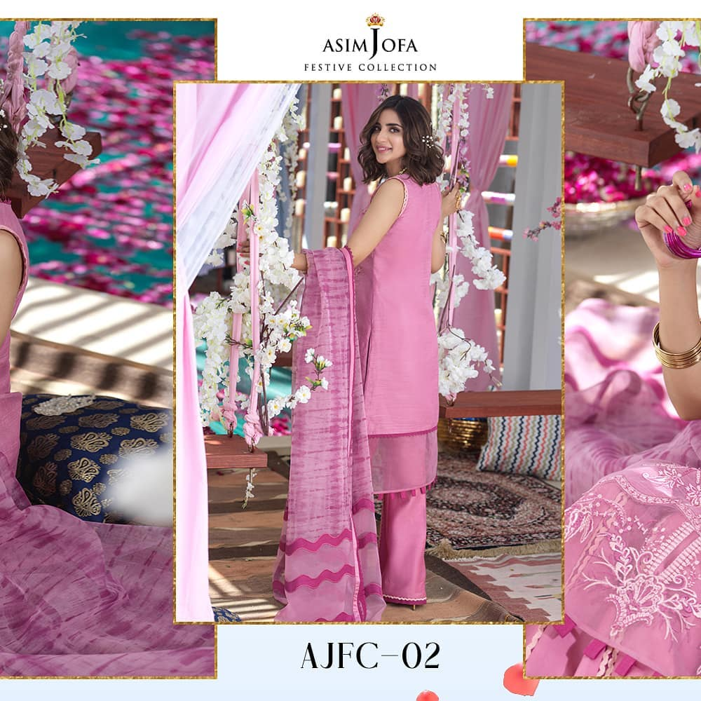 Asim Jofa's Latest Festive Collection 2021