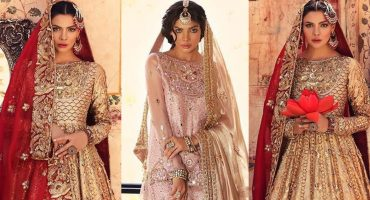 Asma Aslam Bridal Collection 2021 Featuring Sara Loren