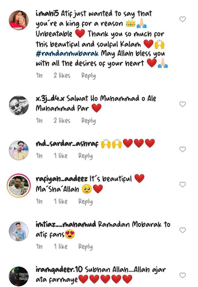 Public Reaction On Atif Aslam's Mustafa Jaan-e-Rehmat
