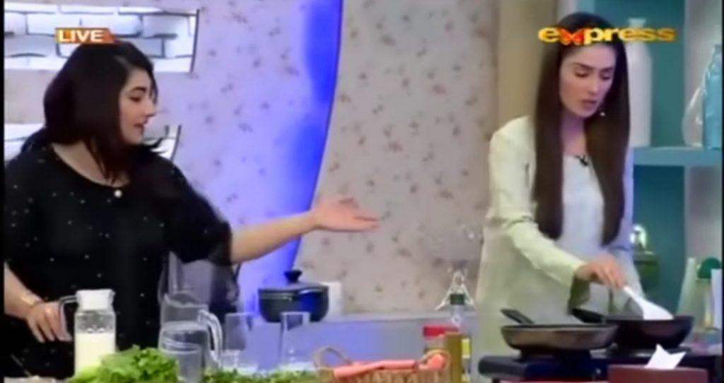 Ayeza Khan Cooking Food For Danish Taimoor Is All You Need To See Today