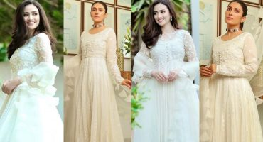 Ayeza Khan Or Sana Javed, Who Wore It Better?