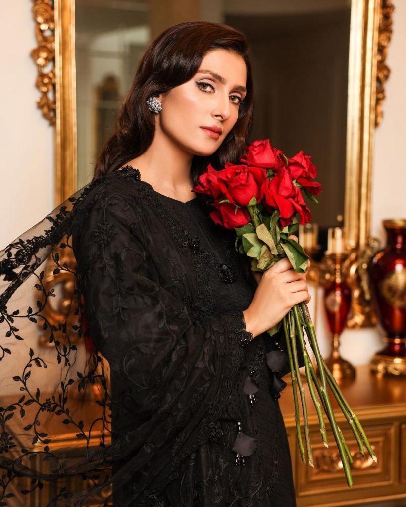 Ayeza Khan Shines Bright in Her Latest Photoshoot