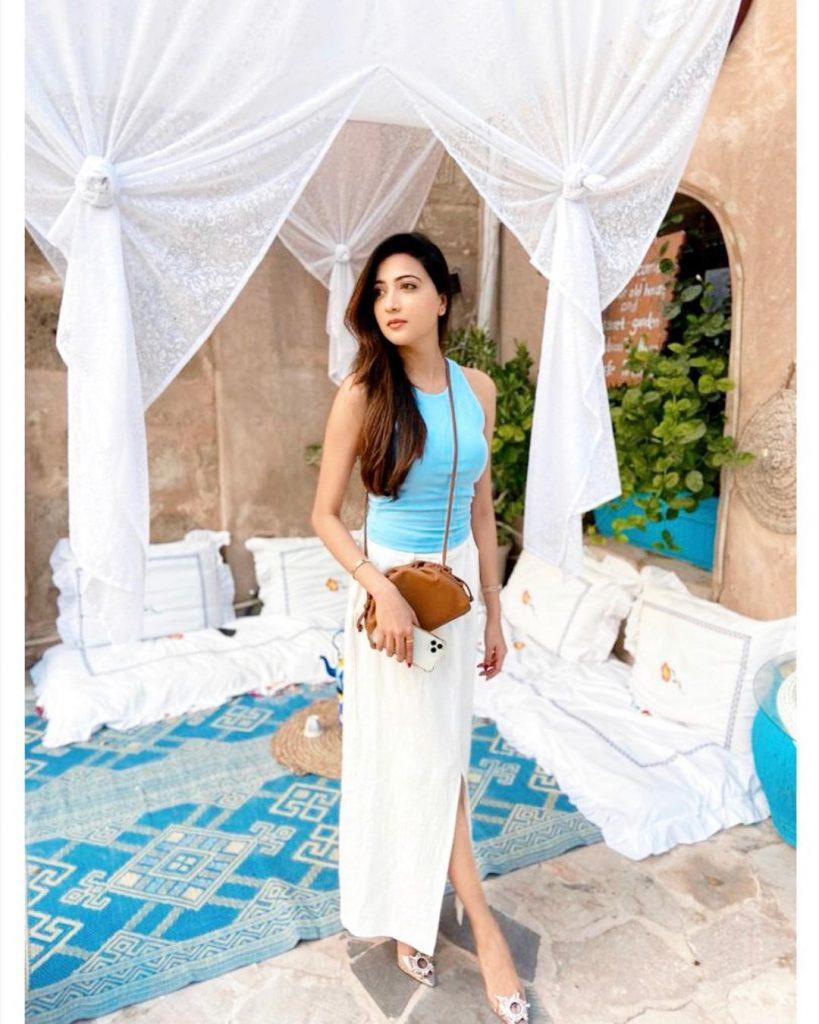 Nazia Hassan's Niece Aymen Saleem's Debut in Drama Serial Chupke Chupke