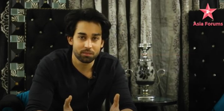 Who Was Bilal Abbas's First Crush?