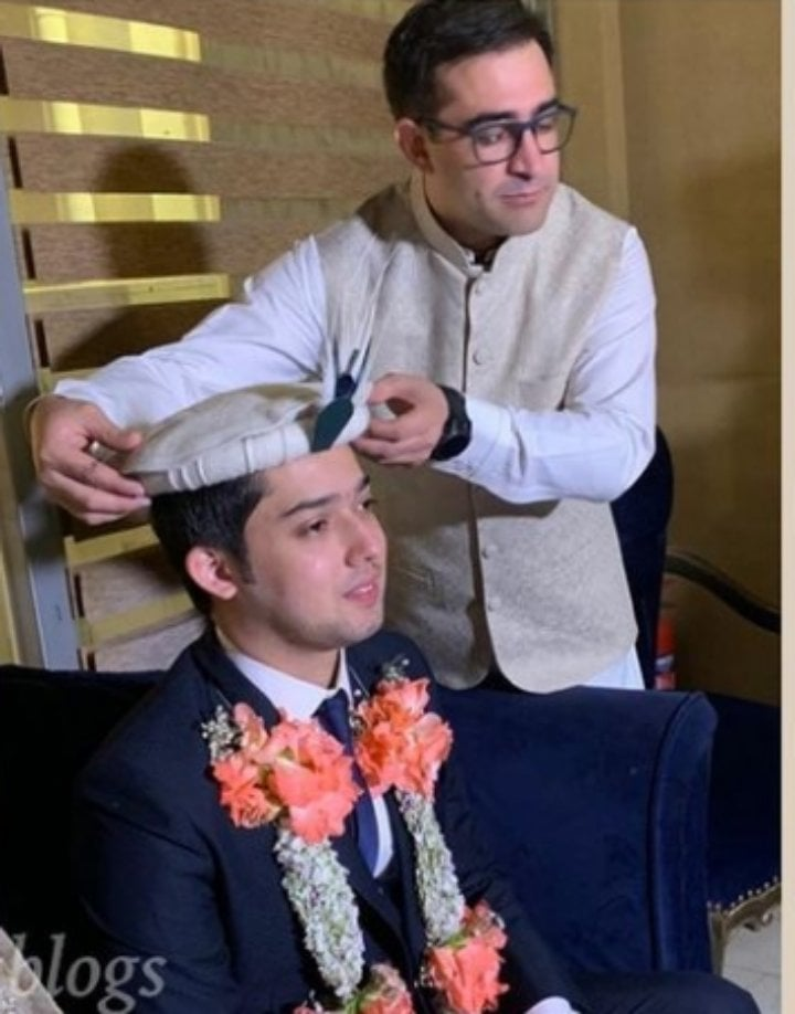 Bilal Abbas Khan's Younger Brother Tied the Knot