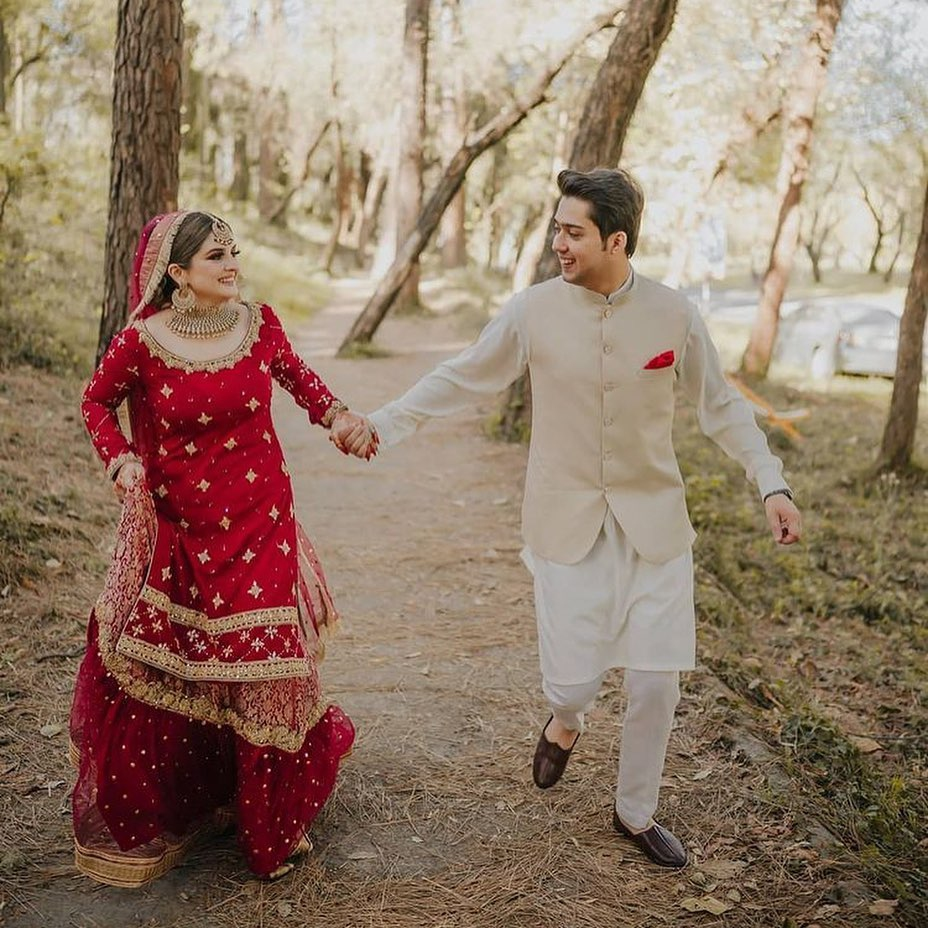 Bilal Abbas Khan Brother's Wedding Pictures