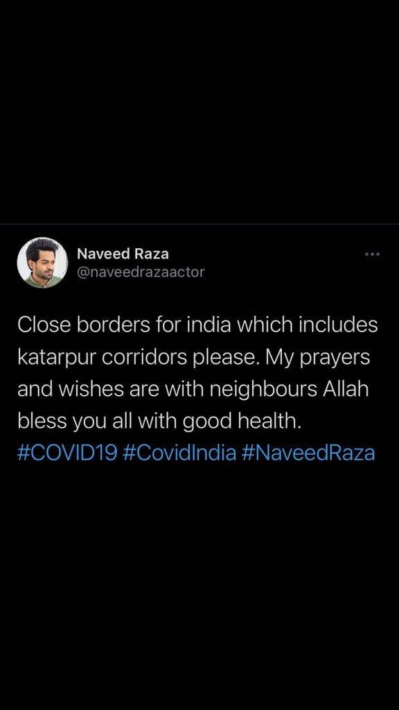 Pakistani Celebrities Emotional Response To Health Crisis In India