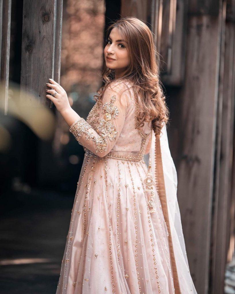 Dananeer Mobeen Looks Radiant In Her Recent Photoshoot