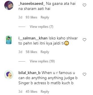 Dananeer And Aashir Wajahat Singing Video - Bringing In A Lot Of Backlash