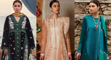 Elan Lawn Spring/Summer Collection 2021 - Pictures And Prices