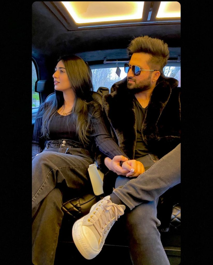 Falak Shabir Took To Instagram About Sarah's Health And Fans Are Worried