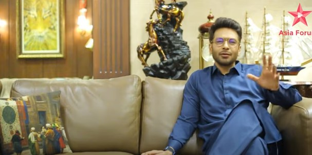 Faysal Qureshi Talks About His First Heartbreak