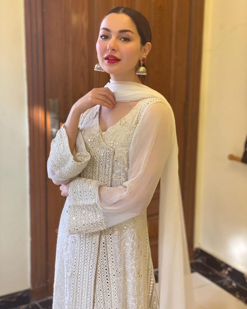 Hania Aamir's Latest Pictures From Beach Party