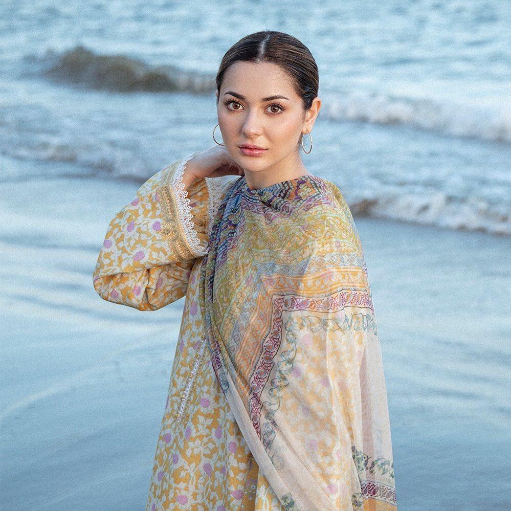 Coco by Zara Shahjahan Featuring Hania Aamir