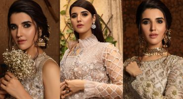 Hareem Farooq Looks Undeniably Gorgeous In Her Latest Shoot