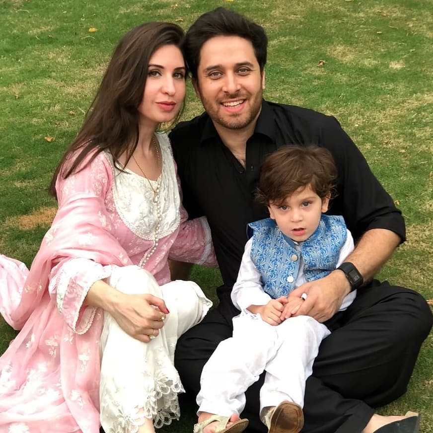 Here Is How Haroon Shahid Met His Gorgeous Wife