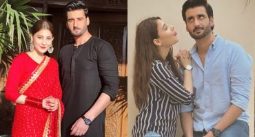 Hina Altaf Opened Up About Not Sharing Pictures With Aagha Ali