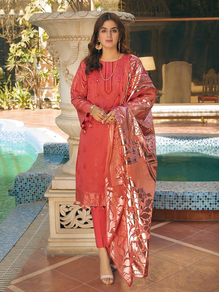 Salitex Clothing Latest Eid Collection Featuring Hira Mani