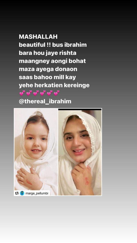 Hira Mani Found Her Son's Future Wife