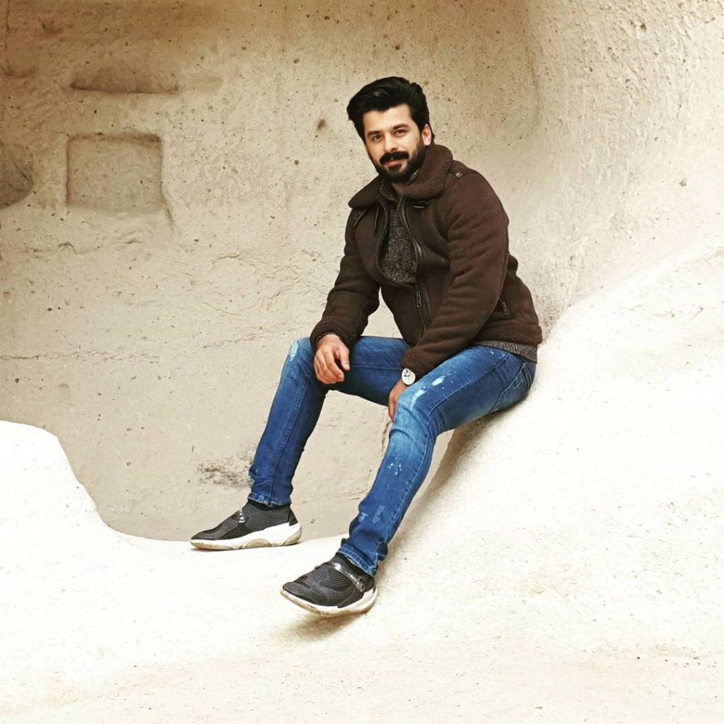 Humayun Ashraf Vacationing in Turkey