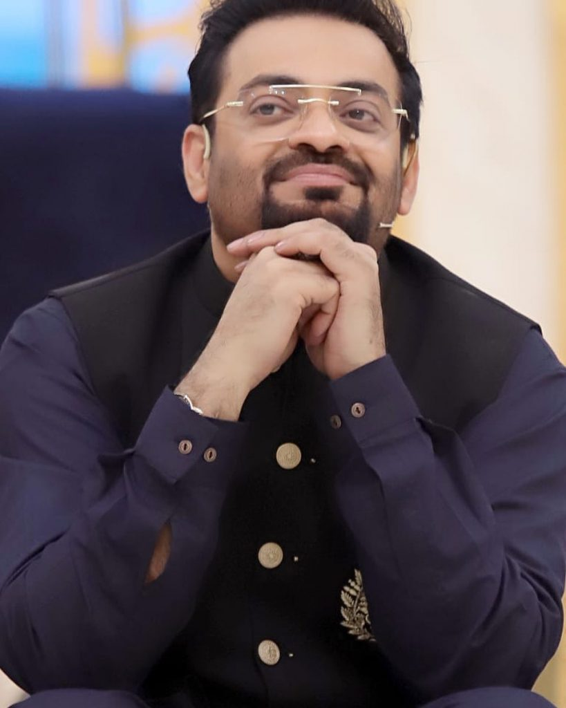 Aamir Liaquat's Reply On His Third Marriage