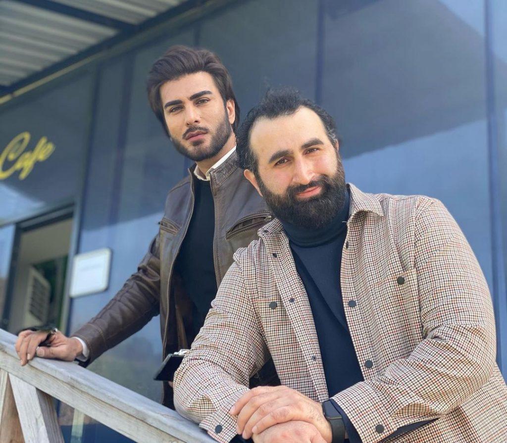 Imran Abbas To Host A Show From Istanbul Turkey In Ramadan