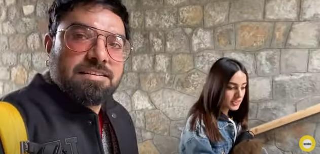 Iqra Aziz Exploring Hunza With Yasir Hussain - New Vlog