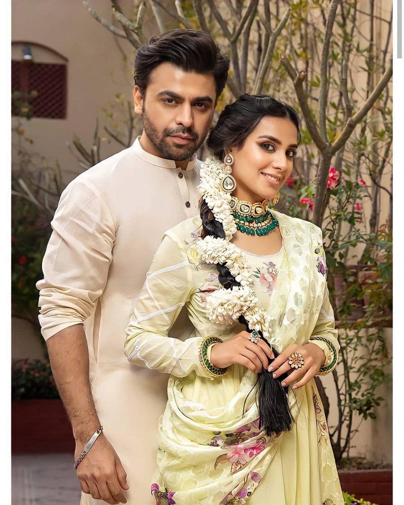 Iqra Aziz And Farhan Saeed Giving Suno Chanda Vibes In The Latest Photoshoot