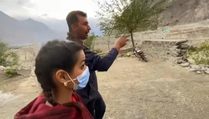Iqra Aziz and Yasir Hussain's Road Trip To Hunza