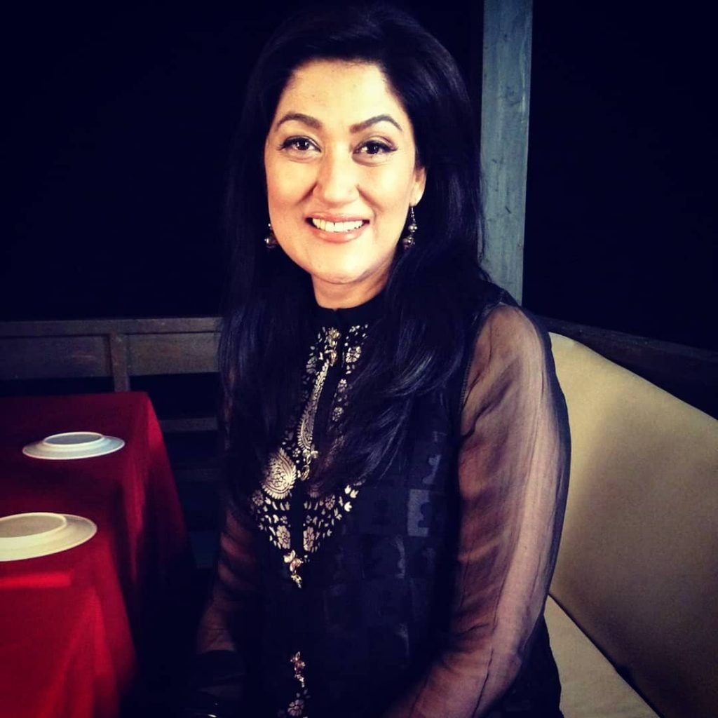 Irsa Ghazal Shares A Picture Of Her Stepson For The First Time