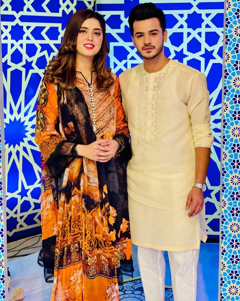 Kanwal Aftab And Zulqarnain Sikander Recalls Their First Encounter