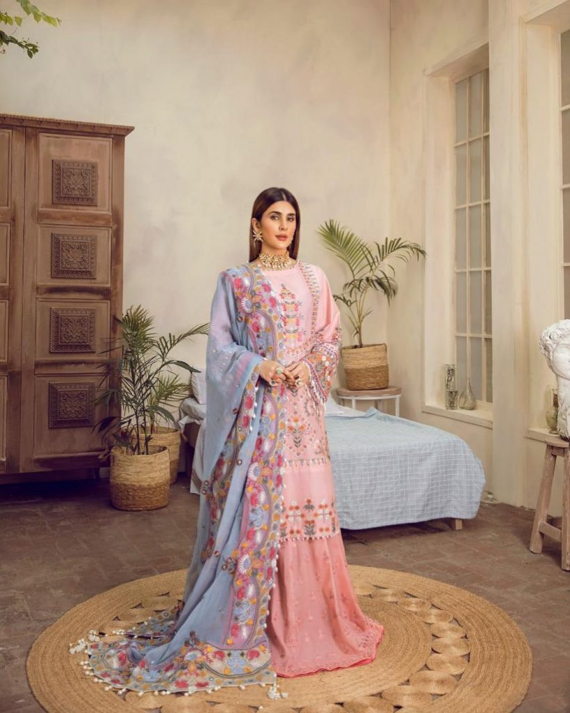 Kubra Khan Faces Criticism On Her Latest Pictures