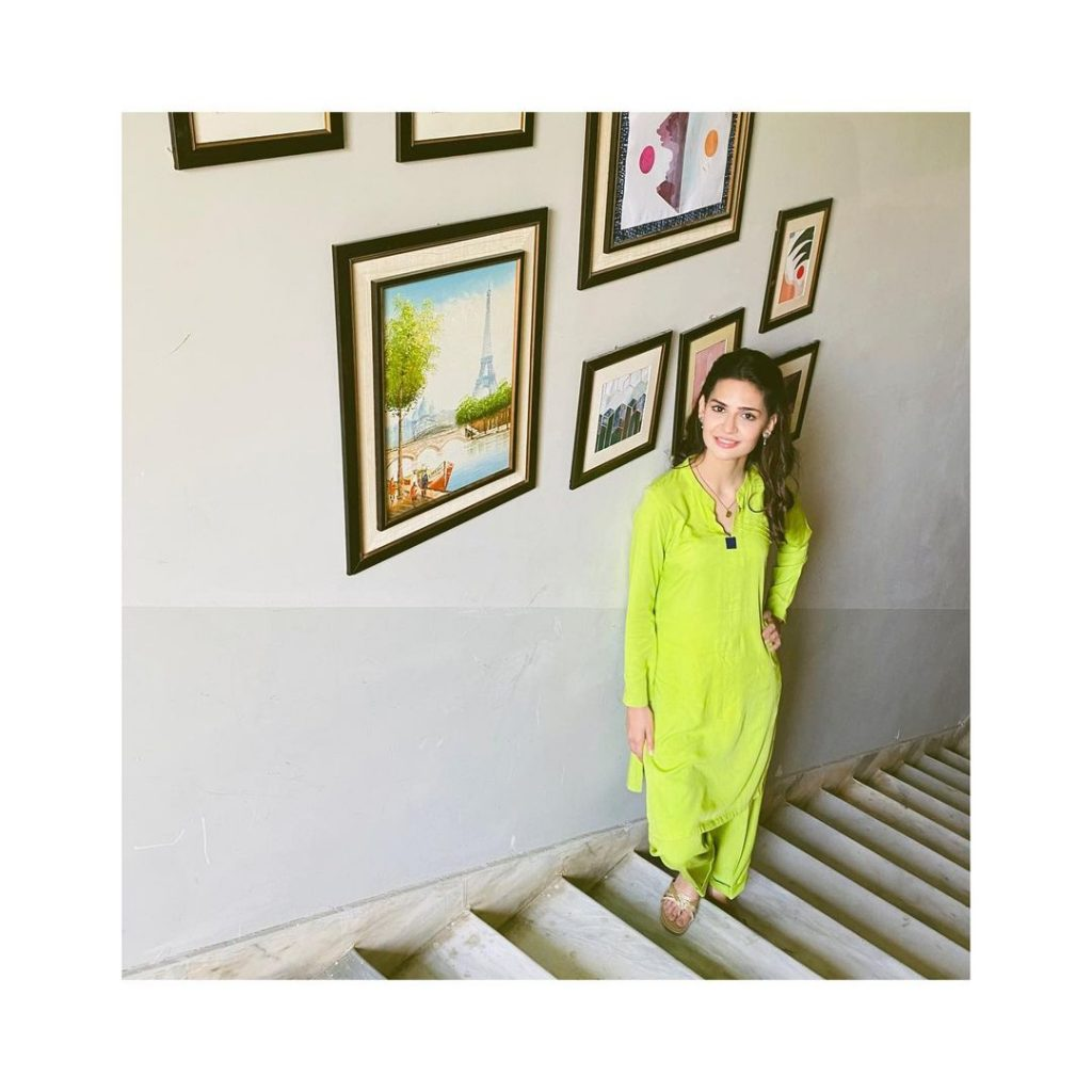 Drama Serial Ishq Jalebi BTS Pictures