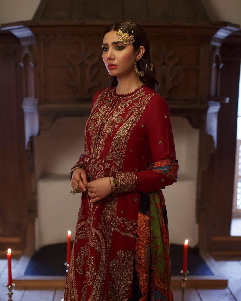 Mahira Khan Looked Spell Bounding In The Recent Photoshoot
