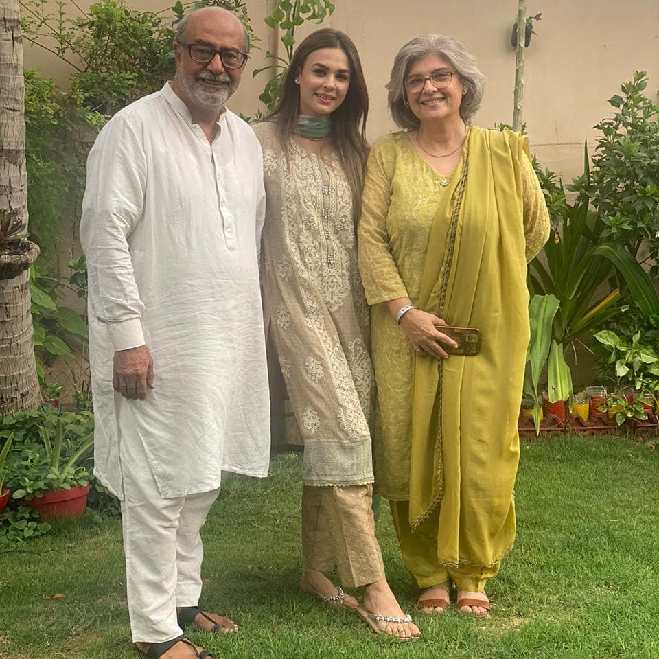"""Marina khan And Muhammad Ahmed Talk About Shooting Romantic Scenes In """"Aulaad"""""""