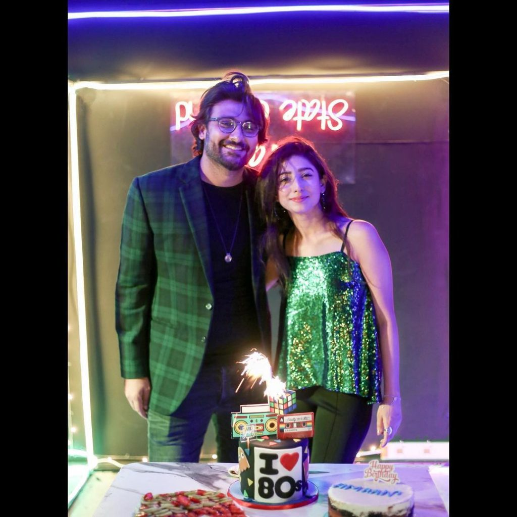 Mariyam Nafees And Madiha Imam Spotted At A Friend's Birthday