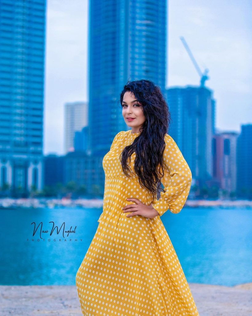 Meera Responds To The News Of Her Being Admitted To An American Asylum