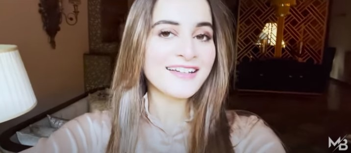 Muneeb Butt Cooking Sehri For Aiman Khan - New Vlog
