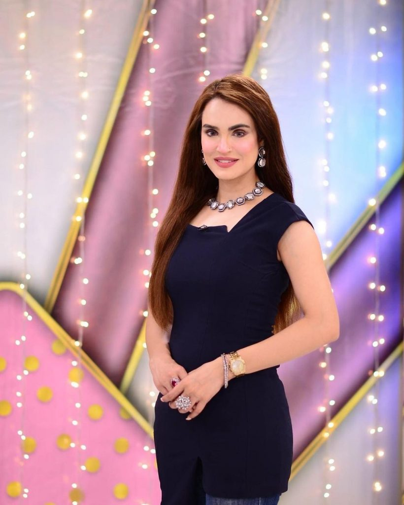 Nadia Hussain Supports Cosmetic Surgery