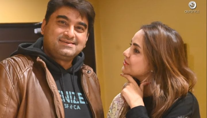 Nadia Khan On Ice Cream Hunt With Her Husband - New Vlog